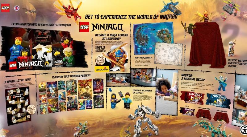 LEGO NINJAGO Universe Sphere FI