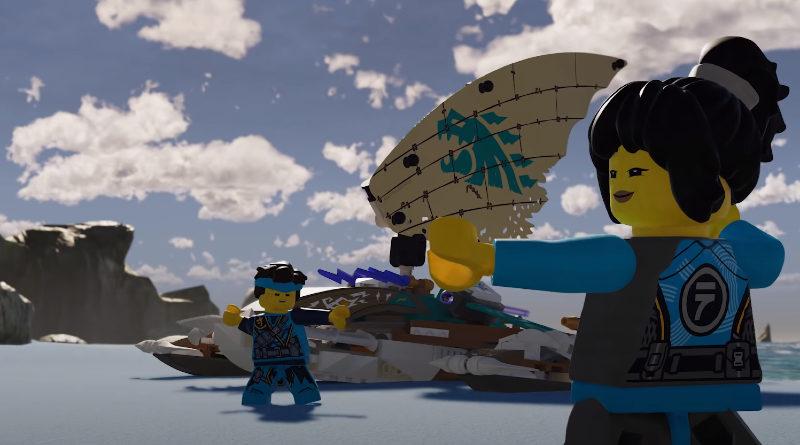 LEGO NINJAGO Vlog series episode two featured
