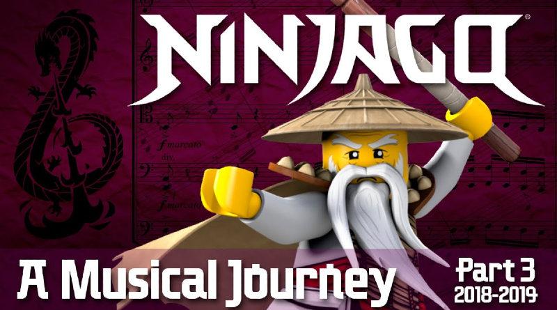 LEGO NINJAGO a musical journey 3 featured