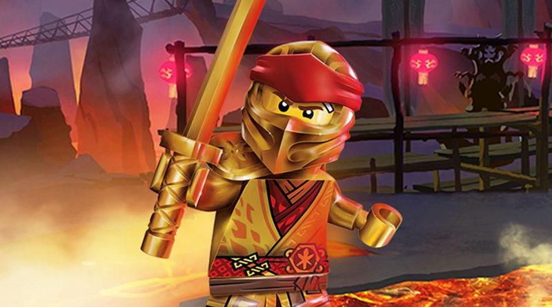 LEGO NINJAGO anniversary celebrations legoland event featured