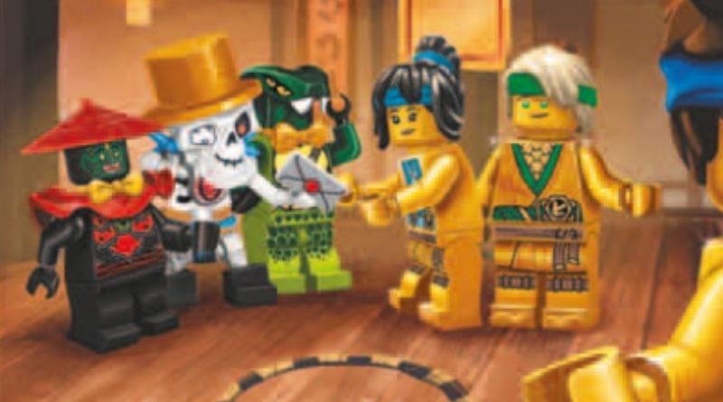 LEGO NINJAGO book legacy nya minifigure featured