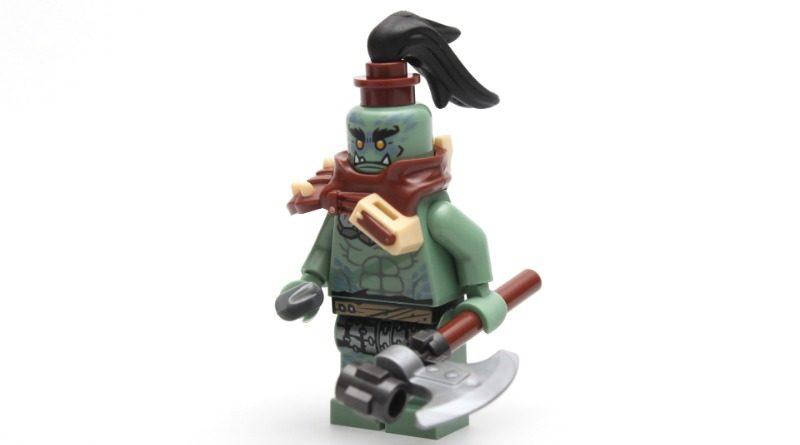 LEGO NINJAGO magazine Issue 70 Munce minifigure featured
