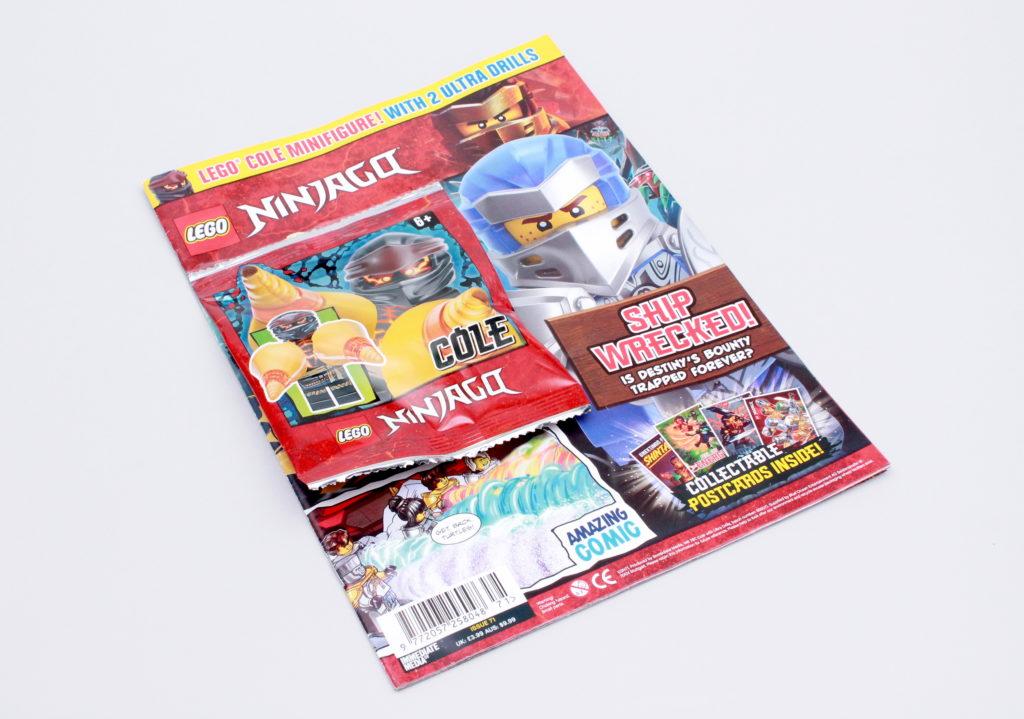 LEGO NINJAGO Magazine Issue 71 1 1