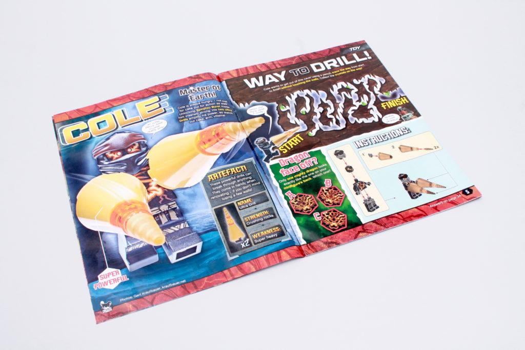 LEGO NINJAGO Magazine Issue 71 2 1