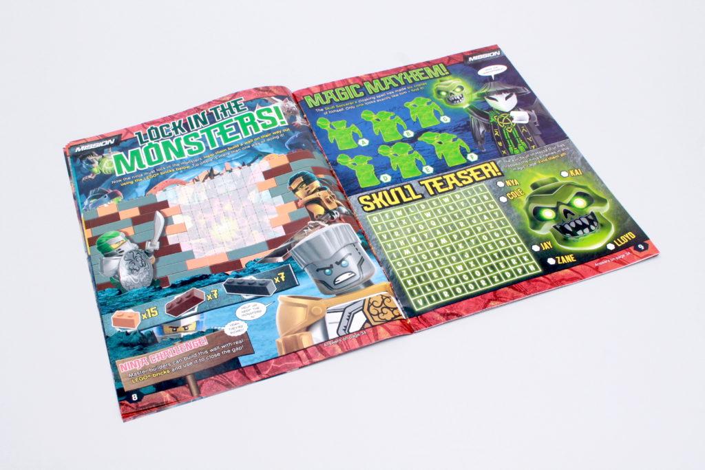 LEGO NINJAGO Magazine Issue 71 3 1