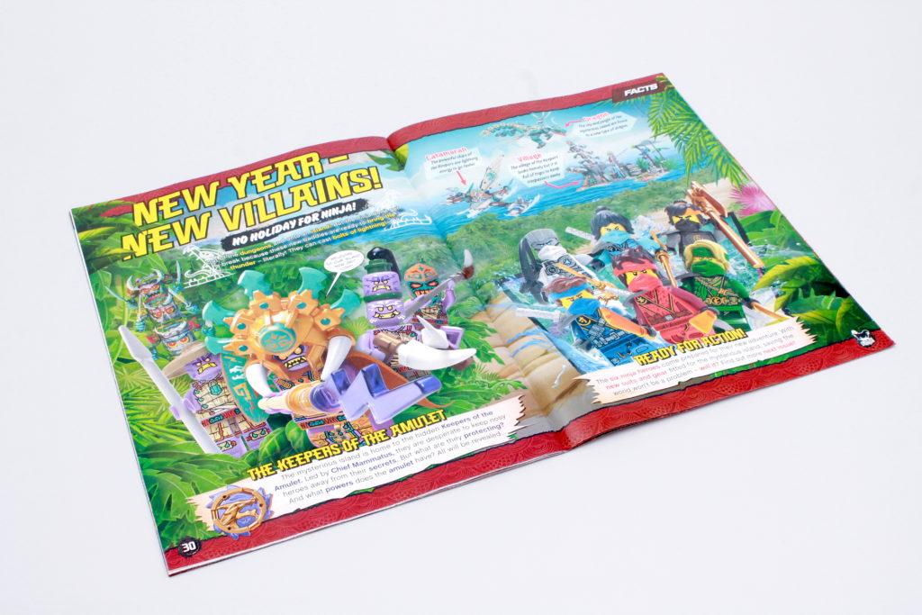 LEGO NINJAGO Magazine Issue 71 4 1