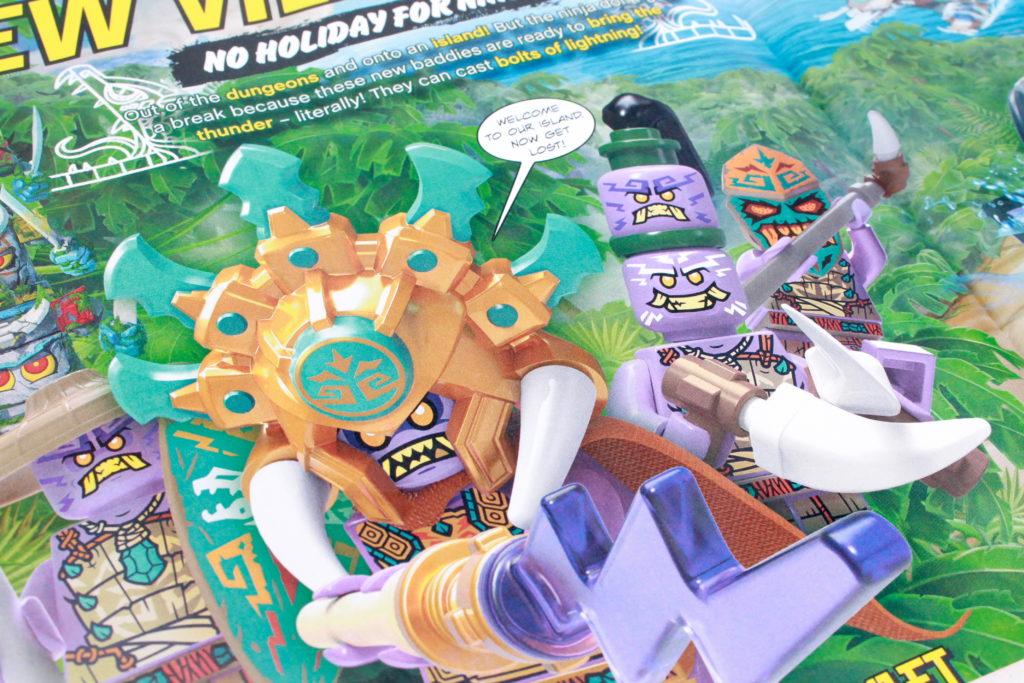 LEGO NINJAGO Magazine Issue 71 5