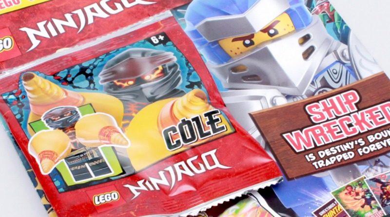 LEGO NINJAGO magazine Issue 71 featured 1