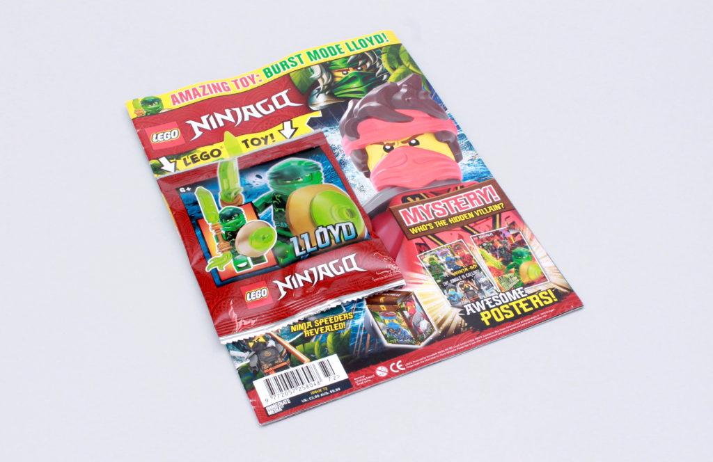 LEGO NINJAGO Magazine Issue 72 1