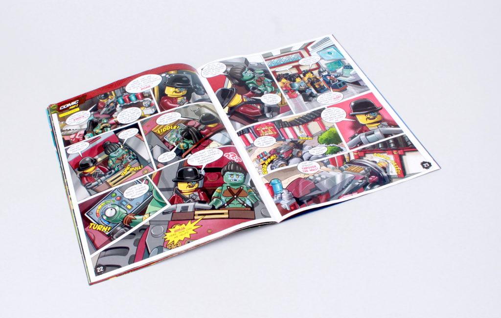 LEGO NINJAGO Magazine Issue 72 3