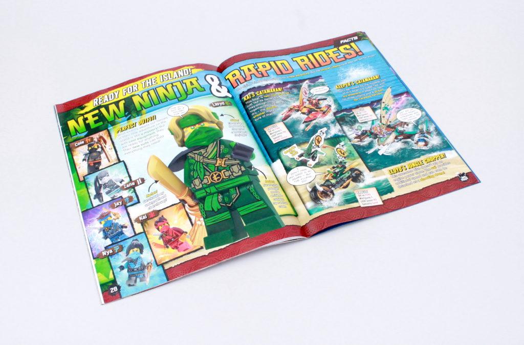 LEGO NINJAGO Magazine Issue 72 4