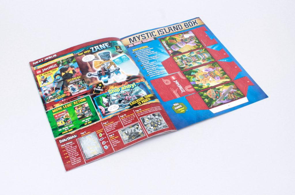 LEGO NINJAGO Magazine Issue 72 5