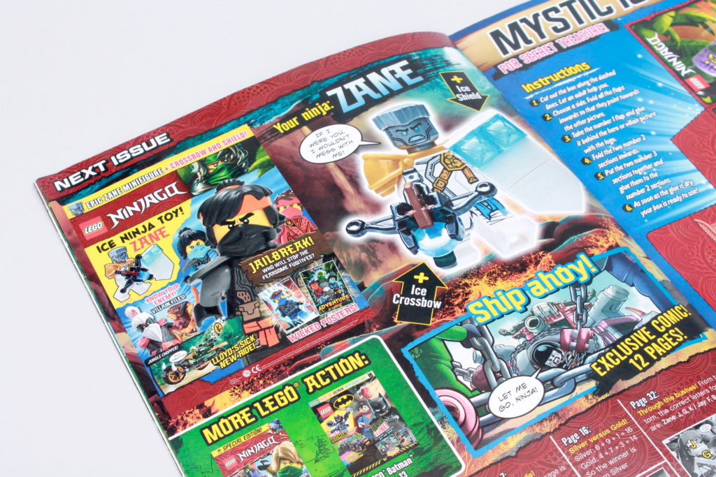 LEGO NINJAGO Magazine Issue 72 6