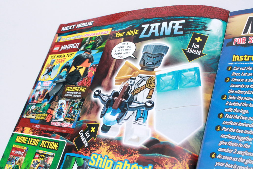 LEGO NINJAGO Magazine Issue 72 7