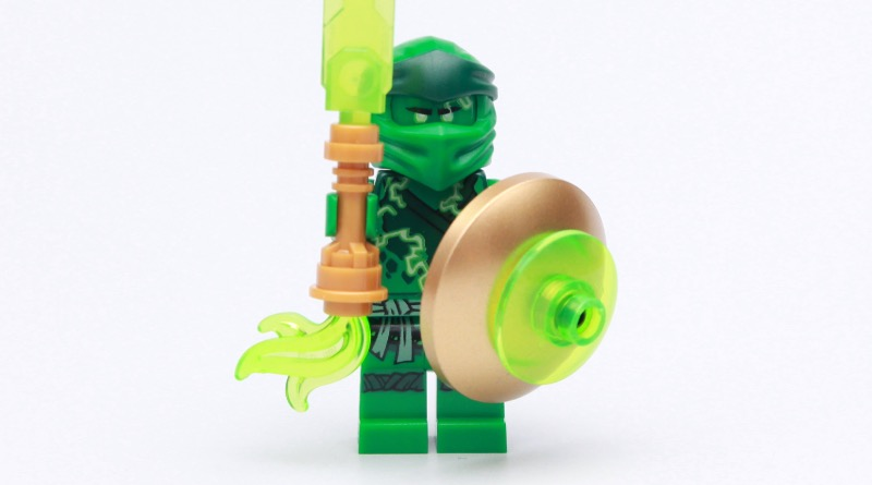 LEGO NINJAGO Magazine Issue 72 Minifigure Featured