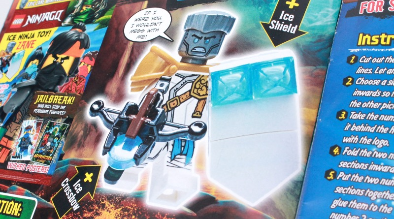 LEGO NINJAGO Magazine Issue 72 Next Month Featured