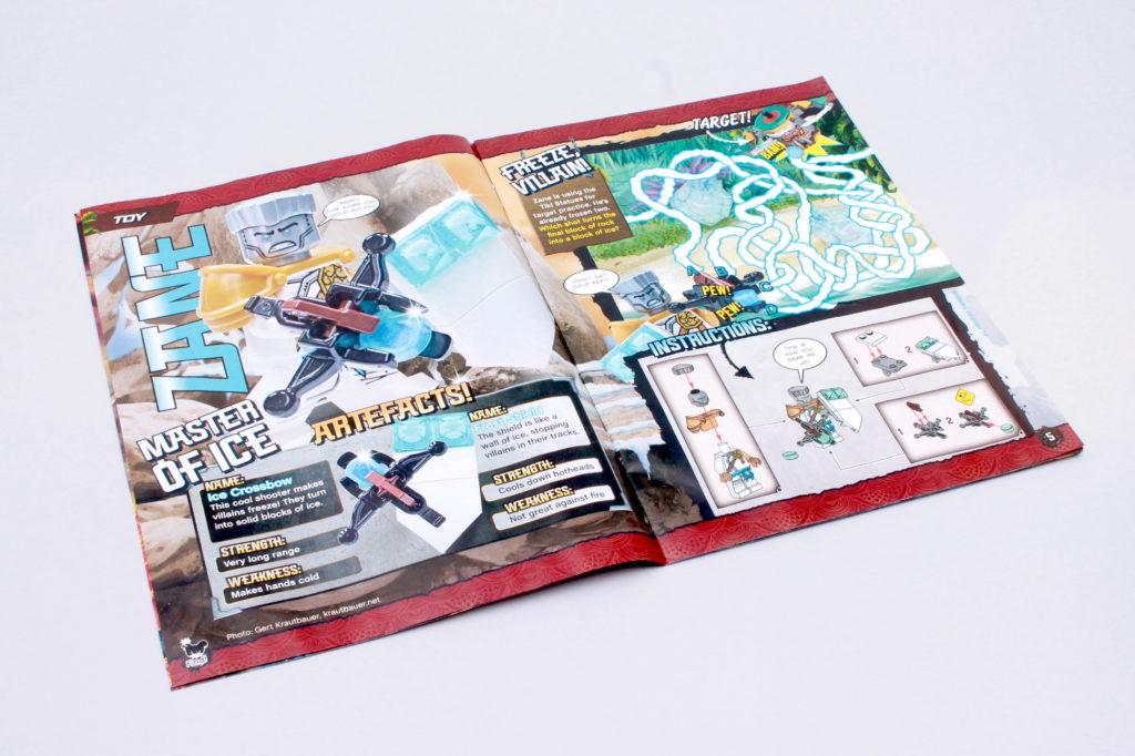 LEGO NINJAGO Magazine Issue 73 5