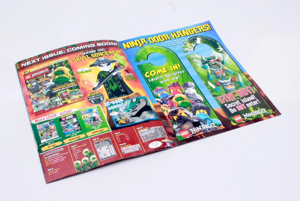 LEGO NINJAGO Magazine Issue 73 6