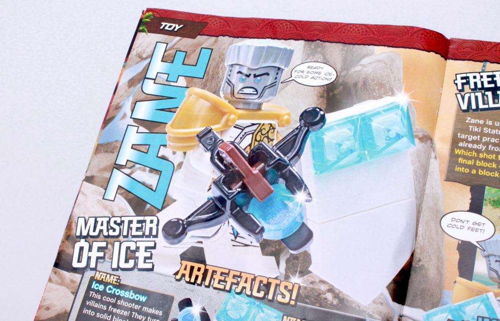 LEGO NINJAGO magazine Issue 73 9