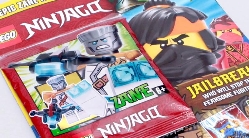 LEGO NINJAGO Magazine Issue 73 Cover Featured
