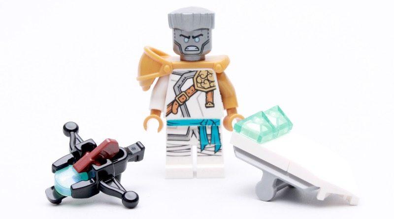 LEGO NINJAGO magazine Issue 73 minifigure featured