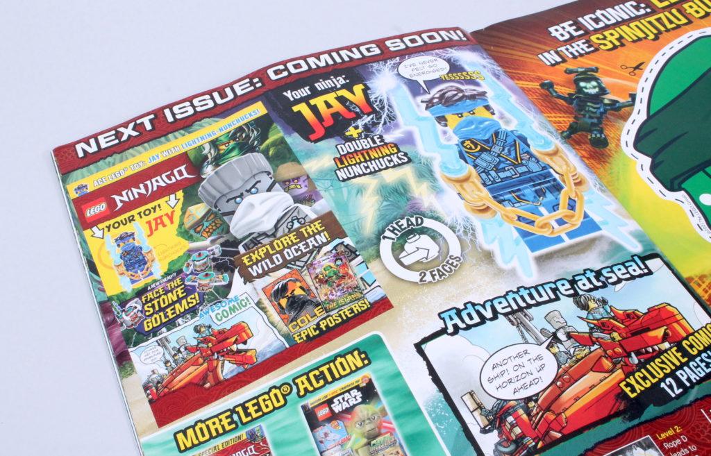 LEGO NINJAGO magazine Issue 74 7