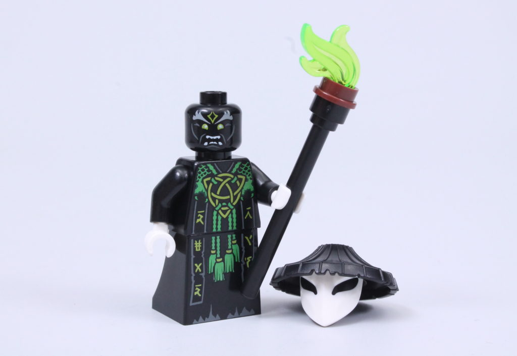 LEGO NINJAGO Magazine Issue 74 Skull Sorcerer 5