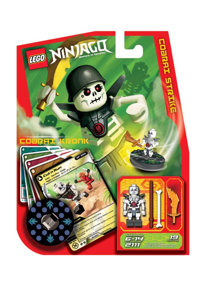 LEGO NINJAGO Spinner Concept Art 2