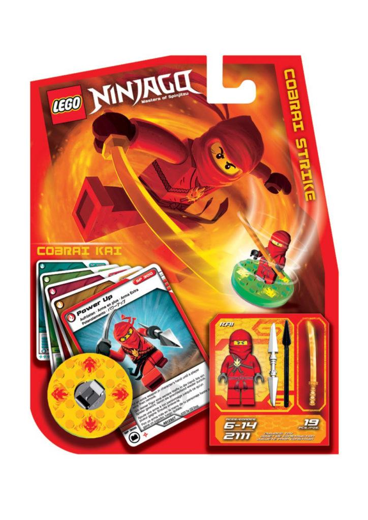 LEGO NINJAGO Spinner Concept Art 3