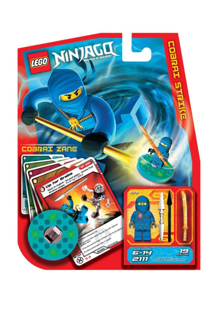 LEGO NINJAGO Spinner Concept Art 4