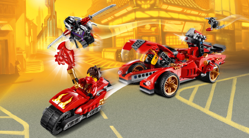 LEGO NINJAGO Thought To Theme 2014 Featured