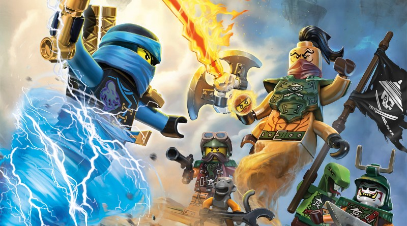 LEGO NINJAGO Thought To Theme 2016 Featured