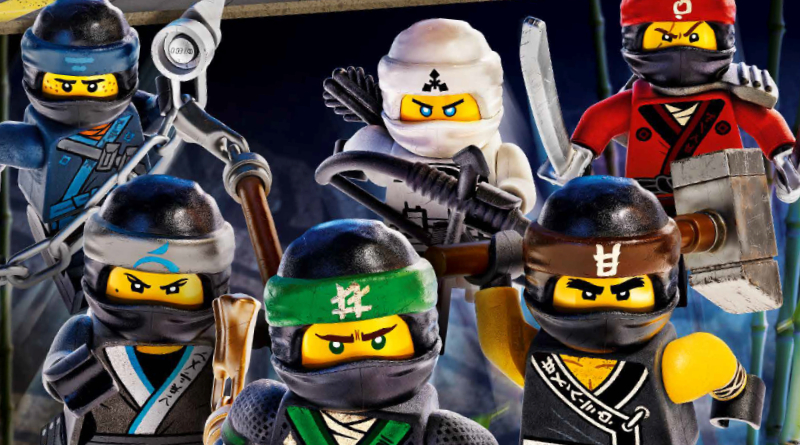 LEGO NINJAGO Thought To Theme 2017 Featured
