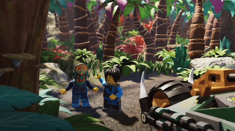 LEGO NINJAGO Vlog Episode 3 Featured