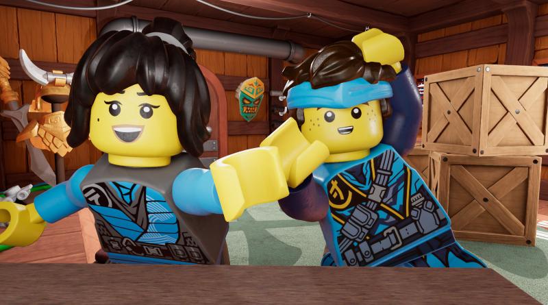 LEGO NINJAGO Vlog Featured 1
