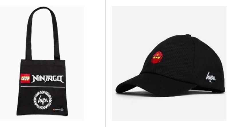 LEGO NINJAGO X HYPE VIP Rewards Featured