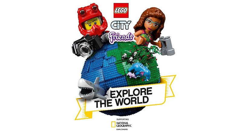 LEGO Nat Geo Explore the World featured