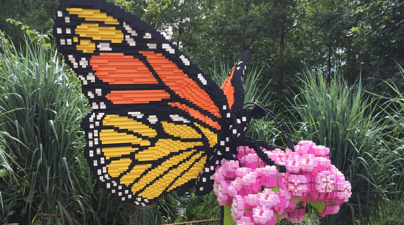 LEGO Nature Connects NC