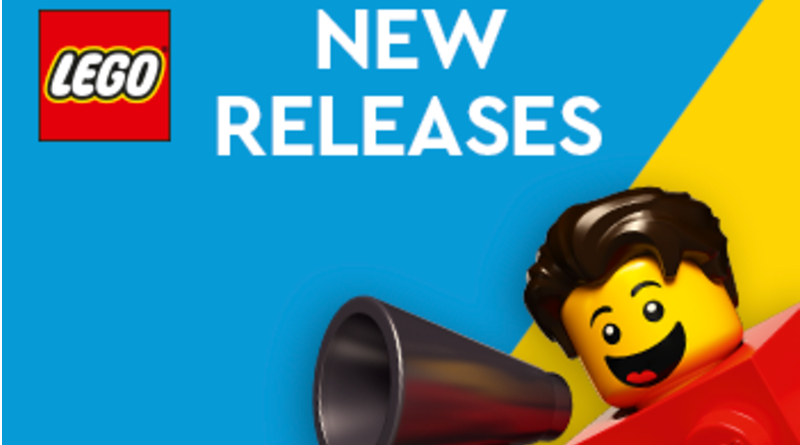 LEGO New 2021 Releases Early Featured