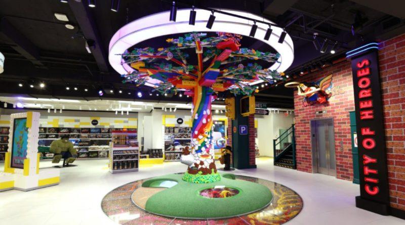 LEGO New York Store