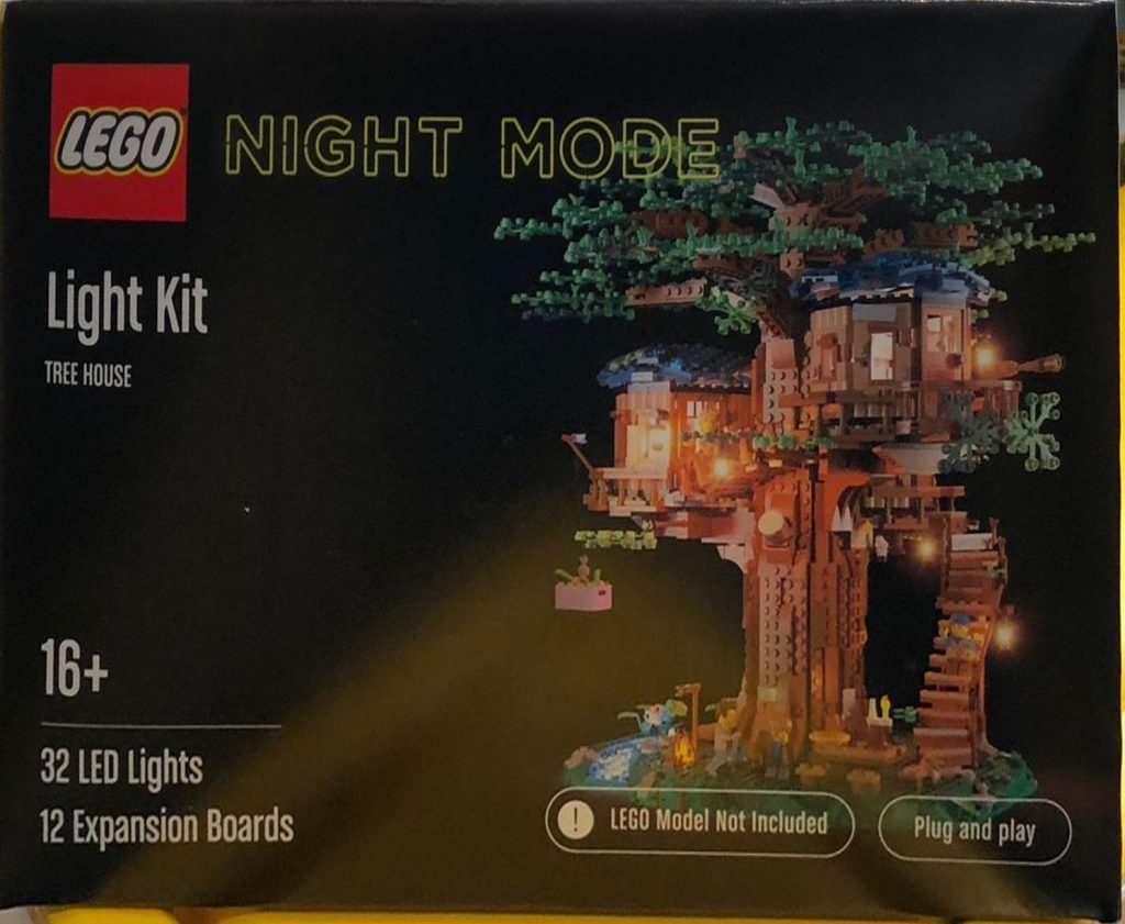 LEGO Night Mode 1