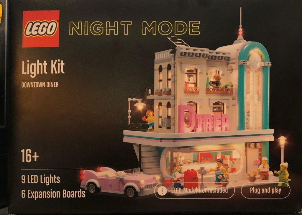 LEGO Night Mode 2
