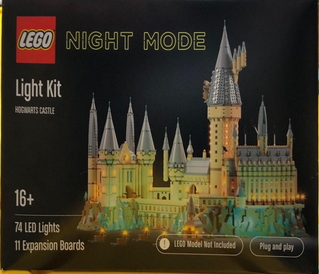 LEGO Night Mode 3