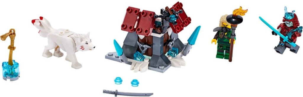 LEGO Ninjago 70671 Lloyds Journey