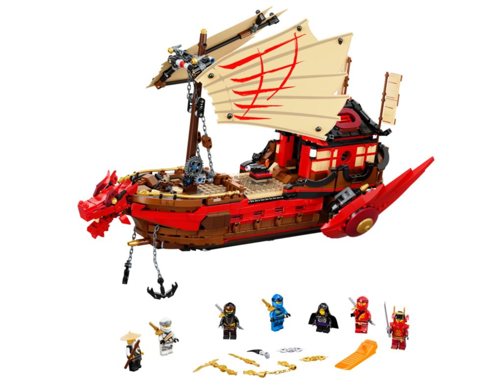 LEGO Ninjago 71705 full