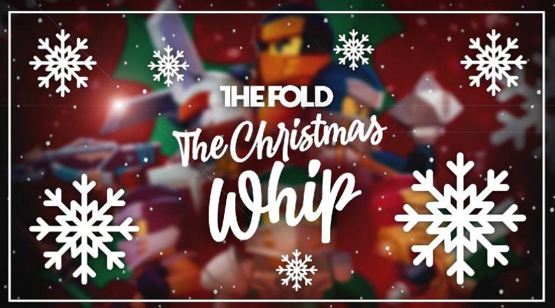 LEGO Ninjago Christmas Whip Featured