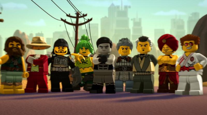LEGO Ninjago Elemental Masters Featured