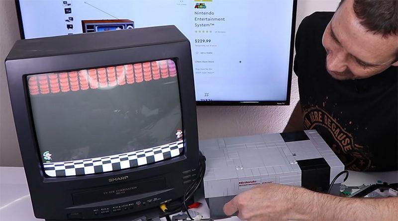 LEGO Nintendo Working NESfeatured 800x445