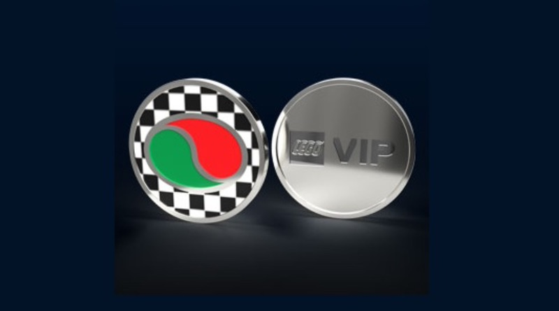 LEGO Octan Collectible Coin Featured