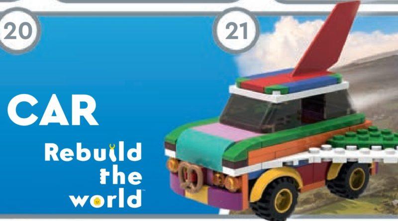 LEGO October Store calendar featured